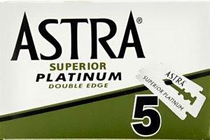 5 lamette Astra Superior Platinum - Crea la tua Selezione