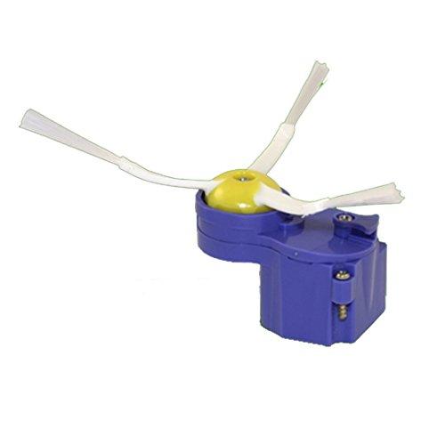 BLUELIRR Kit Brosse latérale pour tous les modèles Roomba série 500 600 700 800,Module De Brosse Latéral