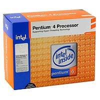 Intel ® Pentium® 4 Processor 530J supporting HT Technology (1M Cache, 3.00 GHz, 800 MHz FSB) 3GHz 1MB L2 Prozessor - Prozessoren (3.00 GHz, 800 MHz FSB), Intel® Pentium® 4, 3 GHz, LGA 775 (Socket T), 90 nm, 530J, 32-bit)
