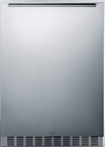 Summit CL68ROS compact refrigerator