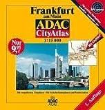 ADAC Stadtatlas Frankfurt am Main: 1:15000; GPS-genau -