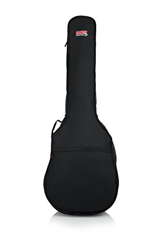 Gator Cases Gig Bag for Acoustic Bass Guitars (GBE-AC-BASS)