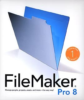 FileMaker Pro 8 1License Pack