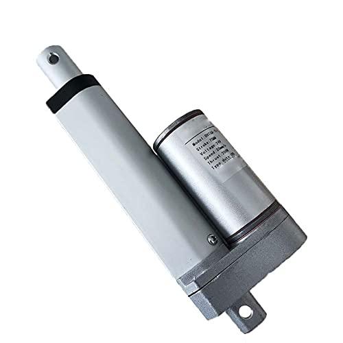 zxxin-Actuador lineal duradero, 12V DC, Stroke 25mm 50mm 75mm 100 mm 150 mm Actuador lineal + Controlador de fuente de alimentación + Soporte para la ventana de la puerta del garaje abierto buena cali