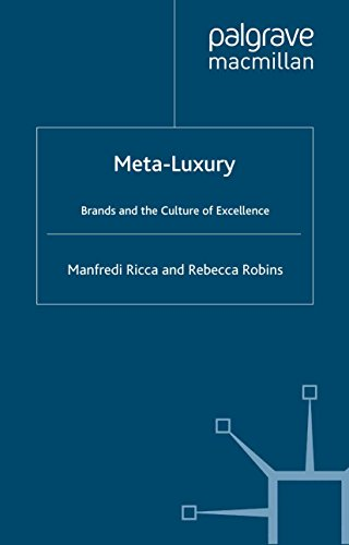 Meta-Luxury: Brands and the Culture of Excellence (English Edition)