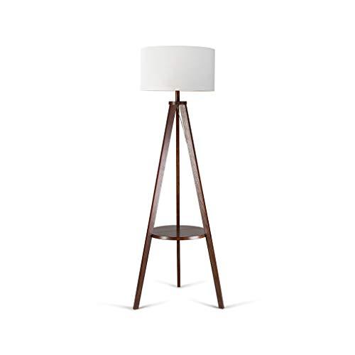 EIU Terra Nordic bijzettafel voor woonkamer, slaapkamer, Japans, nieuwe tafellamp met drie poten van massief Chinees hout, W12/28