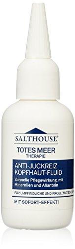 Murnauer Salthouse Totes Meer Therapie Kopfhaut Fluid, 60ml, 1er Pack (1 x 60 ml)
