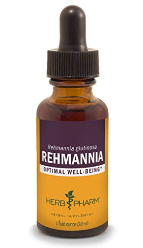 Herb Pharm Rehmannia Liquid Extract - 1 Ounce