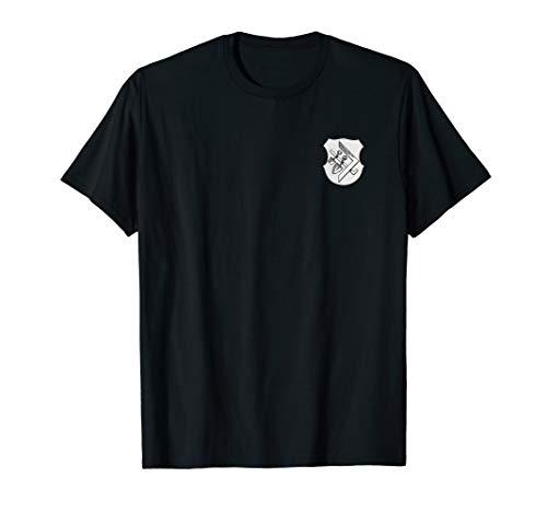 Maurer   Zunftwappen Auf Der Brust   T-Shirt