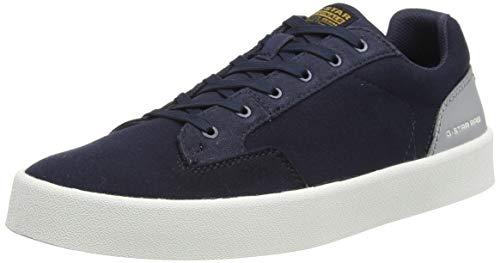 G-STAR RAW Herren Tect Sneaker, dk saru Blue 8701-6486, 44 EU