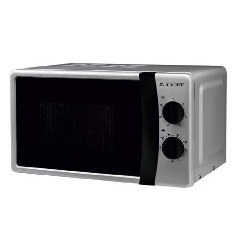 Microondas Jocel JMO011145, 20 L, 800 W, Silver + tapa para micro gratis