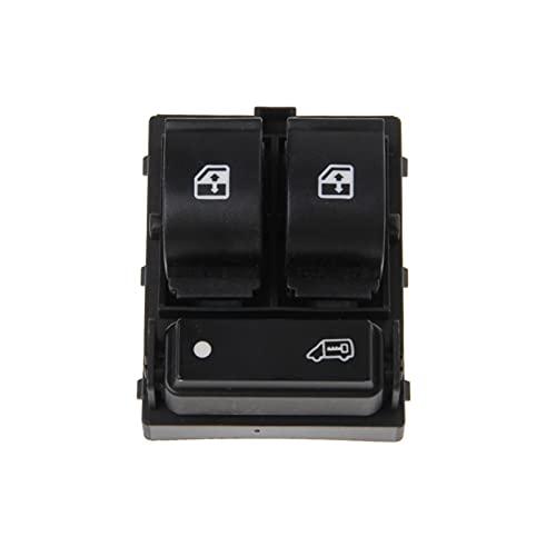 QIQIBAIHUO 3 Pulsanti Power Master Window Switch Console Boxer Fit Per Fiat Ducato Doblo Peugeot Citroen Relay/Jumper 2006-2015 8 Pin