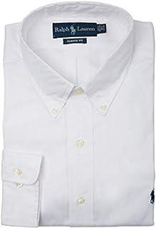 Ralph Lauren White Shirt Neck Shirts For Men
