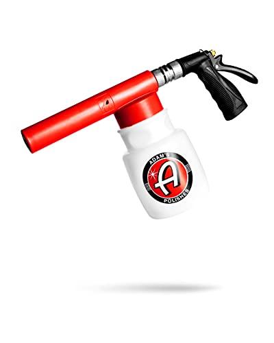 Adam's Premium Foam Gun Car Wash Foam Gun for Garden Hose | Mix with Car Soap & Water & No Pressure Washer Required | Mega Suds Car Detailing & Car Cleaning Foam Sprayer