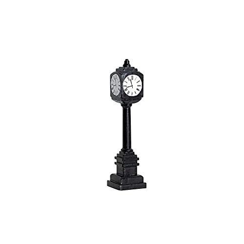 Lemax Village Collection Street Clock #74634