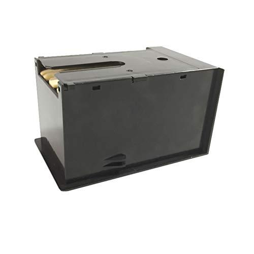 WSCHENG Nuevo Tanques de Mantenimiento del Tanque de Tinta de desecho T6711 con Chip para Epson WF-3010DW / 3520DWF / 3530 DTWF / 3540 DTWF / 3620 / 3620dwf Impresora