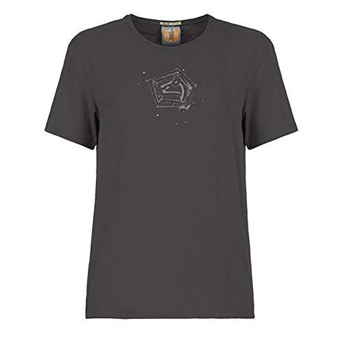 E9 Bug T-shirt heren kobalt-blauw 2019 shirt met korte mouwen