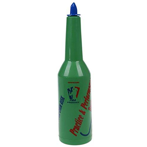 SODIAL(R) De Flair Bartender Bartending Practica Cafe Bar Botella coctel Vino Shaker - Verde