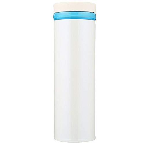 DKEE Thermos Aislamiento Botella De Vacío Taza Teléfono Celular [Tornillo] 500 Ml Termo (Color : White)