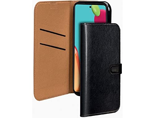 Bigben Connected Funda Wallet para Samsung Galaxy A52/A52 5G, Color Negro