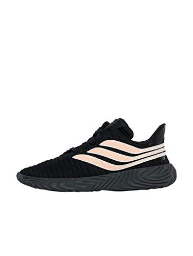 Adidas Sobakov Hombre Zapatillas Negro