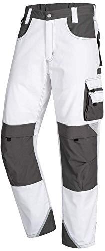 Nitra Motion Tex Plus werkbroek - werkbroek lang voor heren en dames - werkkleding werkbroek beschermende broek werkbroek