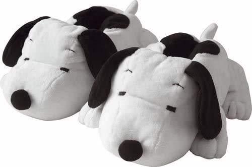 familie24 Snoopy Hausschuhe Gr. 35-37 Kinderhausschuhe Slipper Plüschpantoffel Plüschschuhe