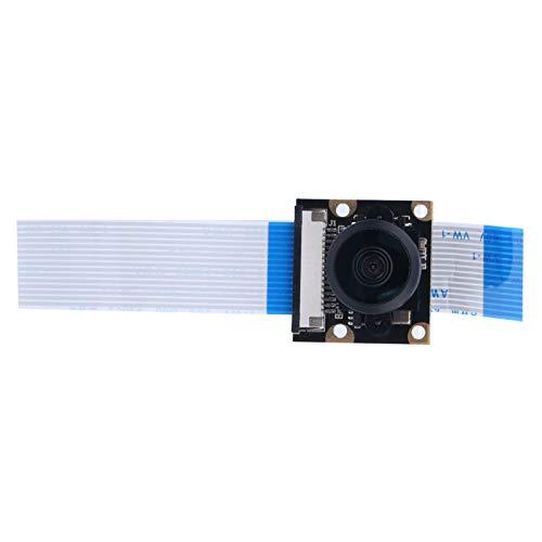 Accesorio de Enfoque Manual para Raspberry Pi 222 ° 5 Million Pixels DC3.3V 5MP Camera Camera para Raspberry Pi
