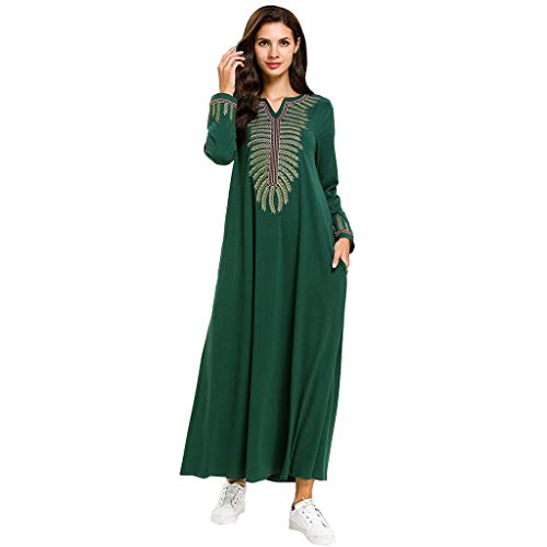Robe Musulmane Femme Turque POPLY Moderne Grande Taille Pas Cher Robe Islamique Dubai Kaftan Abaya Femme Musulmane Noir Robe Ete Femme Longue Mariage Musulman Robe De Soiree Caftan Femme Oriental