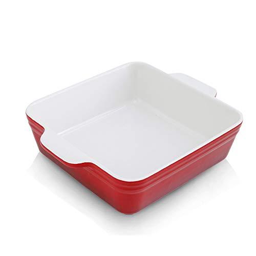Ceramic Bakeware, 8x8 Baking Dish,
