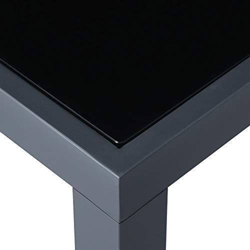 Tavolino Quadrato da Giardino