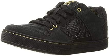 Five Ten Men's Freerider Approach Shoes, Black/Khaki, 10.5 D US