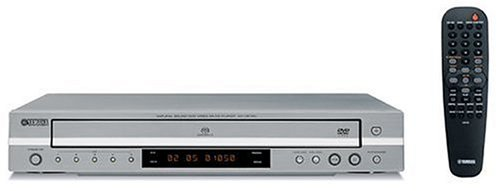 Amazing Deal Factory-Reconditioned Yamaha DV-C6760 Progressive Scan 5-Disc DVD Changer (Silver)