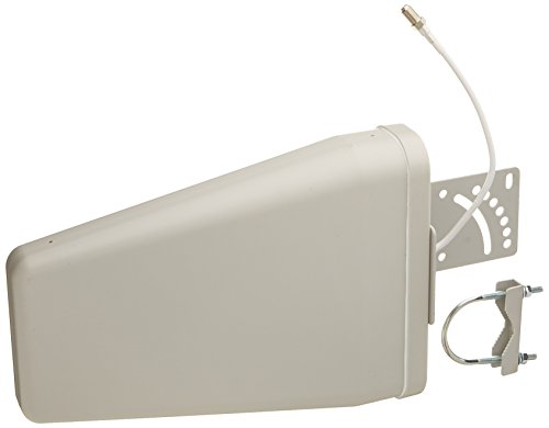 Wilson Electronics Wideband Directional Antenna 700-2700 MHz, 75 Ohm (314475)