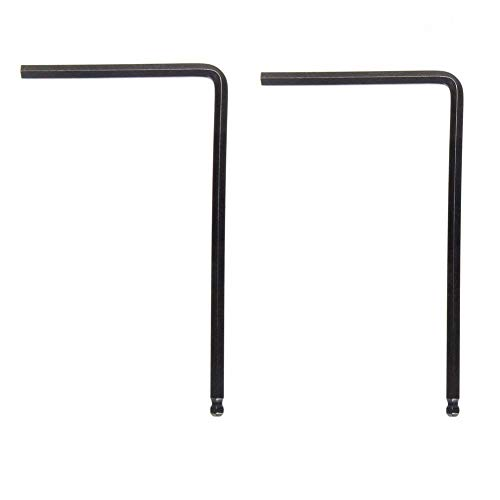 Timiy Ball End Guitar Allen Wrench for Truss Rod Adjustment 4mm and 5mm