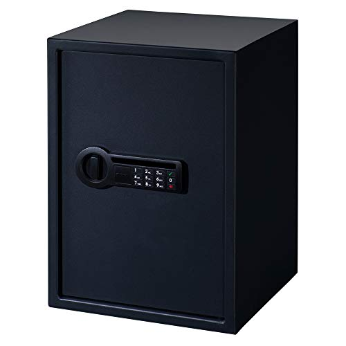 Stack-On PS-1820-E Super Sized Home and Office Personal Steel Security Safe Box with Electronic Lock