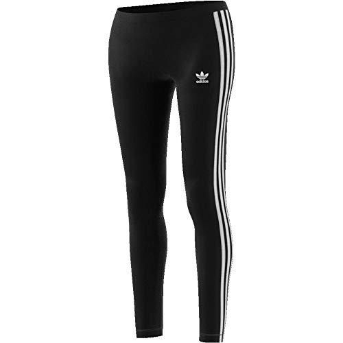 adidas 3 Stripes, Leggings Sportivi Donna