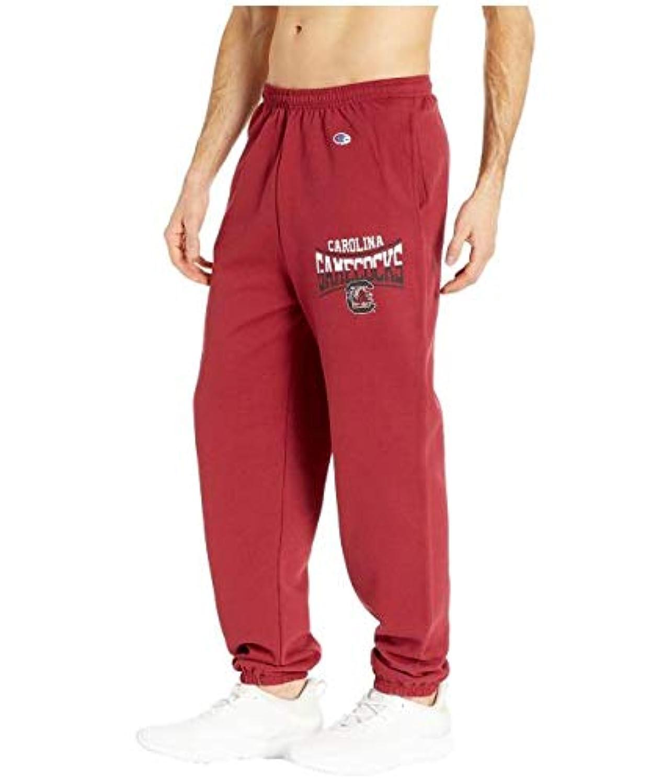 性的乏しいフェードアウトChampion College South Carolina Gamecocks Eco? Powerblend? Banded Pants パンツ XL 【並行輸入品】