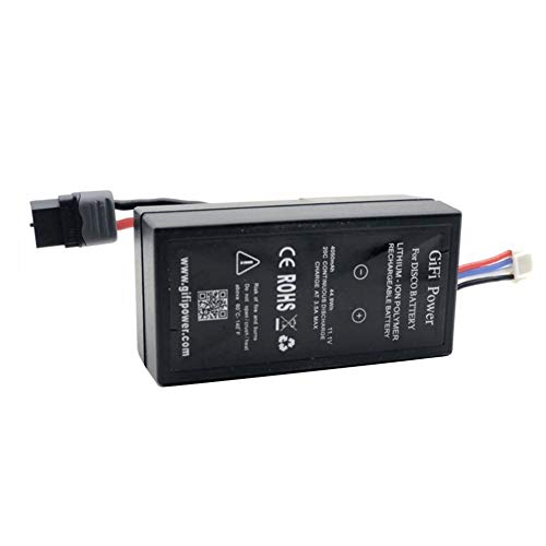 Metermall 11.1V 4050mah LiPo Battery for Parrot Disco