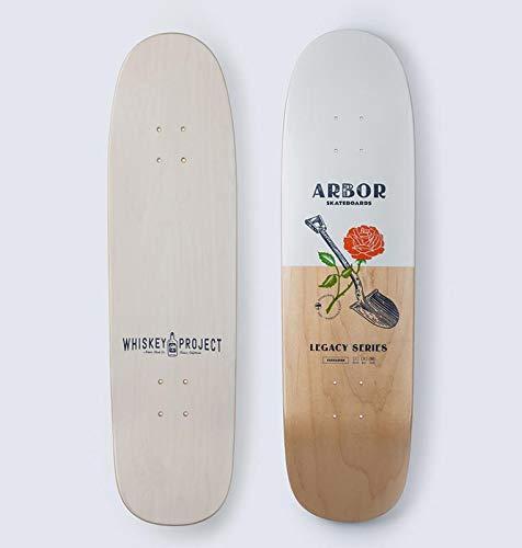 Skateboard Longboard Arbor Deck Legacy Löffel Multi 32.375