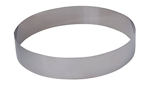 DE BUYER -3989.20 -cercle collectivite inox ht 45 ø20
