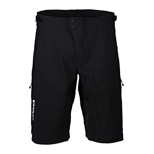POC, Resistance Ultra Shorts, Uranium Black, Medium