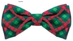 Huxley Kent Bow Tie Scottish Atta Houston Mall Pet Check Complete Free Shipping Collar