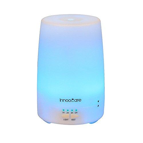 InnooCare 150ml Humidificador Ultrasónico Aromaterapia Difusor de Aceites Esenciales Vapor Frío...