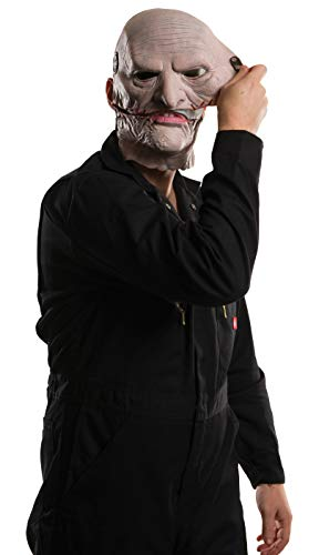 Rubie's Men's Slipknot Corey Mask with Removable Upper Face, Multi, One Size
