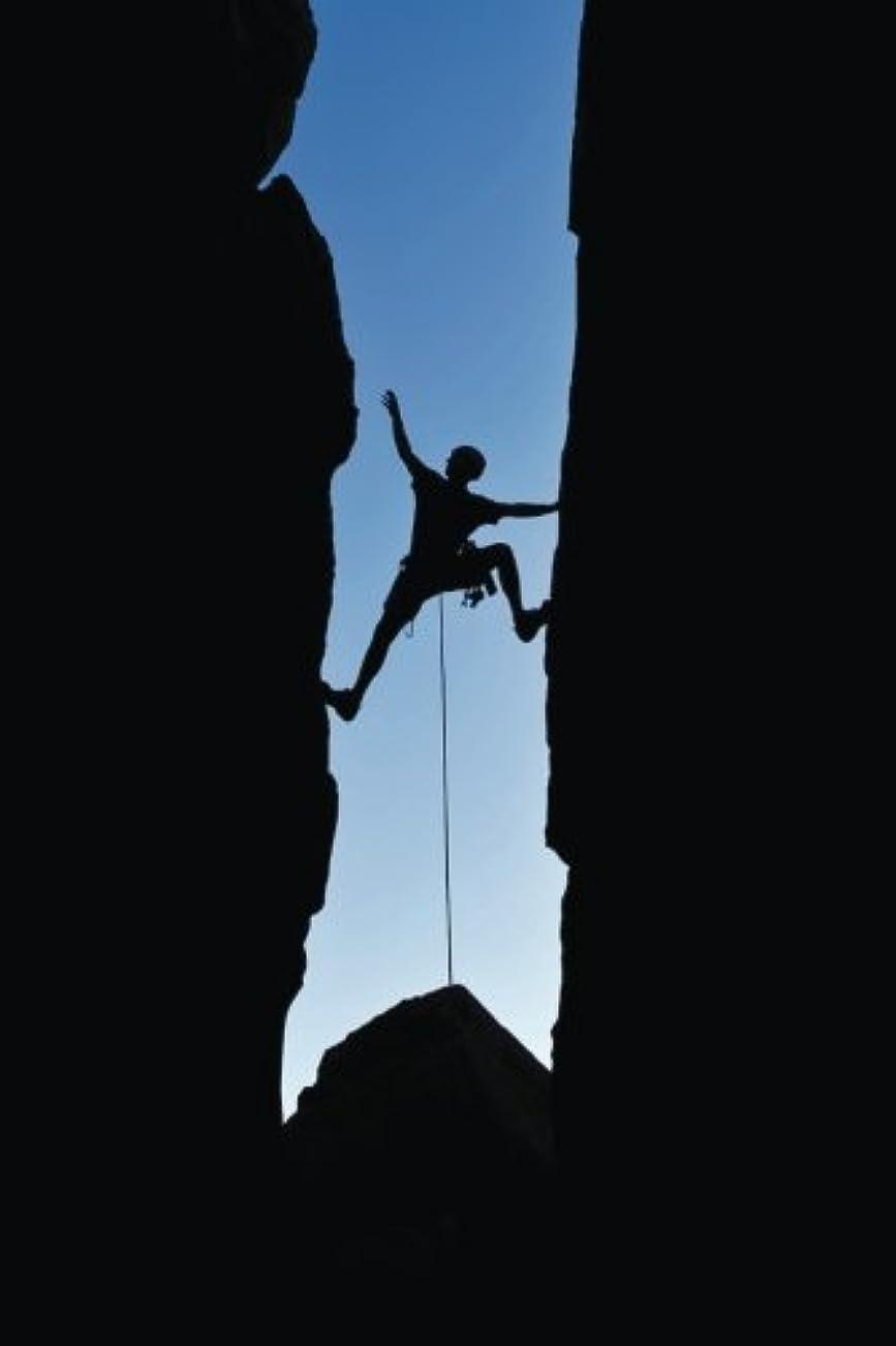 バスト類似性反響するMountain Climbing Notebook (Sports 150 Lined)