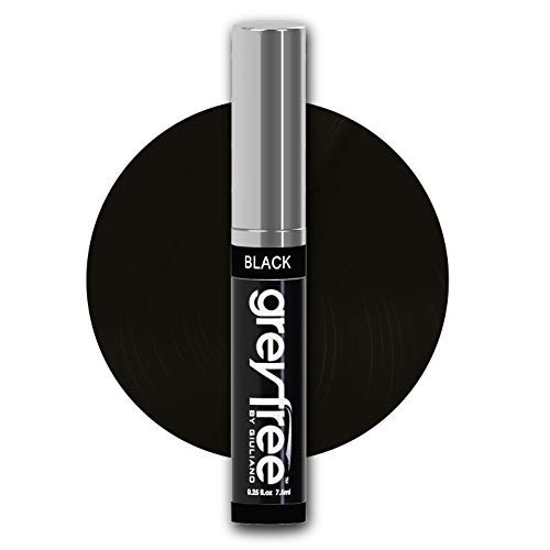 Greyfree Mascara Hair schwarz, 1er Pack (1 x 8 ml)