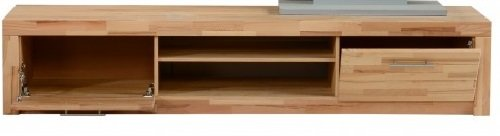 TV Lowboard TV-Element Kernbuche TV-Schrank - (1424)