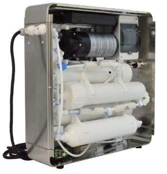 Sistema de ósmosis inversa AL-600 Pro para lavavajillas de vapor
