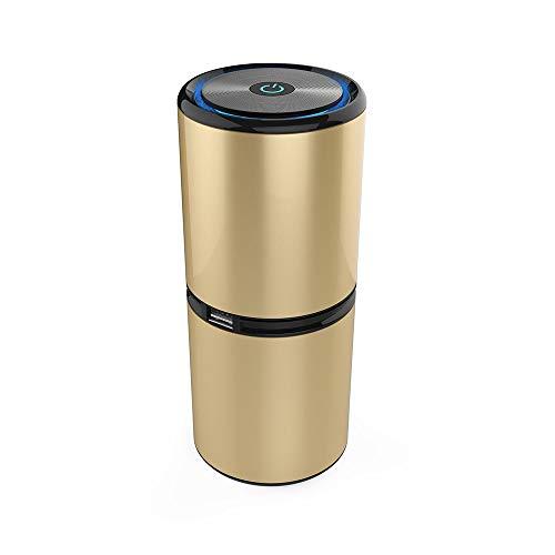 MSG ZY Luchtreiniger/auto-luchtreiniger, en negatieve ionen-generator, voor mensen met allergieën, rokers, draagbare luchtreiniger, USB-uitgang